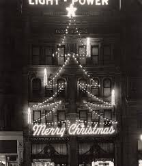 tree lighting indianapolis. Indianapolis Then And Now: A Hodgepodge Of Christmas Scenes Tree Lighting
