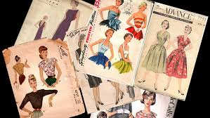 Vintage Patterns Wiki Interesting Wiki Has Released 4848 Vintage Sewing Patterns Online For Free