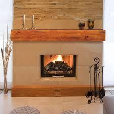 Floating Fireplace Mantel  HouzzFloating Fireplace