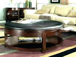 round storage coffee table ottomans coffee table coffee table storage ottoman round coffee table with storage round storage ottoman coffee round metal