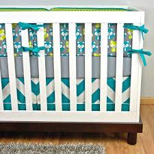 forest friends crib bedding