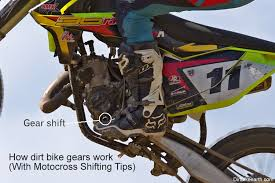 How Dirt Bike Gears Work With Motocross Shifting Tips