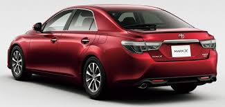 2018 toyota mark x. 2017 toyota mark x facelift comes from japan 2018