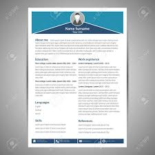 Cv Template Vector Cvtemplate Template Vector 2 Cv Template