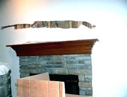 hide wires on wall wall mount for brick fireplace above fireplace wires how to mount over