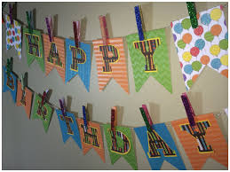 make your own birthday banner make your own birthday pennant banner a sparkle of genius