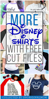 Look no further than zazzle for officially licensed images & designs on a great range of products. More Free Disney Cut Files Unoriginal Mom