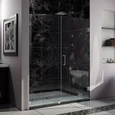 Bathroom: Premium Glass Shower Doors Lowes — Tvhighway.org