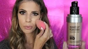 makeup forever ultra hd founda