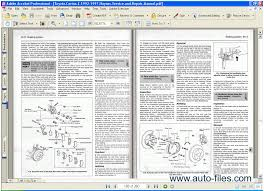 toyota carina wiring diagram toyota wiring diagrams description toyotacarinae toyota carina wiring diagram