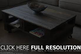 DIY Pallet Round Coffee Table Plans  Recycled ThingsPallet Coffee Table Plans