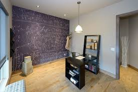 chalkboard paint office.  paint whiteboard ideas home office contemporary with chalkboard paint wall  stacking dining side chairs intended chalkboard paint office