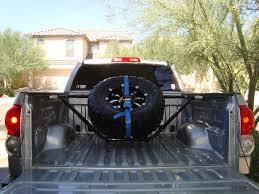 N-FAB Spare Tire Rack | RANDOM | Pinterest | Tire rack, Tired and ...