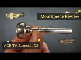 Rudy Muck Trumpet Mouthpiece Chart Review Trumpet Mouthpiece Acb Ta Screech Ds