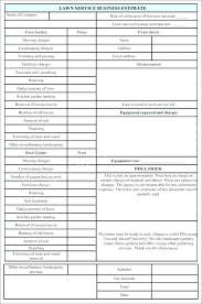 Construction Proposal Format Free Job Proposal Forms Quote Template