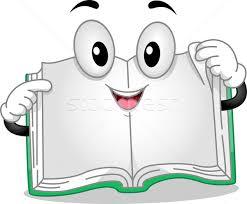 open book stock photo lenm cartoon book mascot