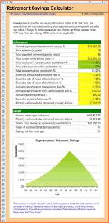 excel retirement spreadsheet 7 retirement calculator excel spreadsheet excel spreadsheets group
