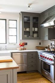 Green And Grey Kitchen 17 Best Images About Gray Kitchen On Pinterest House Tours
