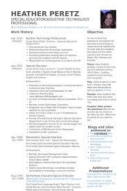 Educator Resume Samples Visualcv Resume Samples Database