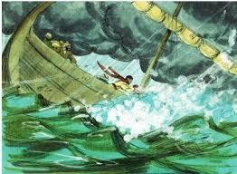 Jesus calms the storm, friend, apr. Jesus Calms The Storm Bible Fun For Kids
