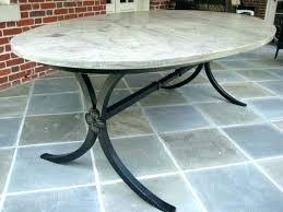 granite top outdoor dining table granite top outdoor dining table base for ideas unbelievable round din