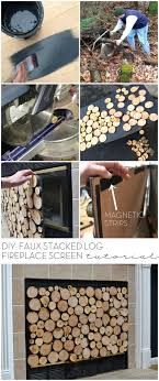perfect diy fireplace screen with best fireplace screens ideas on farmhouse