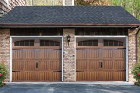 Residential garage door Aluminum Thermacore Wind Load Overhead Door Garage Doors