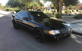 I'm seriously thinking about picking one up as a fun weekend car. 1995 Mercedes Benz Sl500 V8 Needs Absolutely Nothing Deadclutch