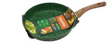 <b>Сковорода Appetite</b> Green Stone GS2281 <b>28 см</b> — <b>Сковороды</b> и ...