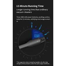 Máy Hút Bụi Cầm Tay Không Dây AutoBot V3 Sạc Pin USB 10,000Pa Dùng Để Vệ  Sinh Nhà Cửa/Xe Hơi/Bàn Làm Việc