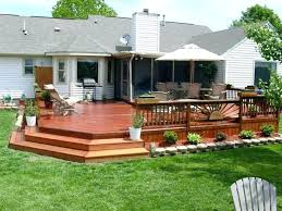 simple wood patio designs. Deck Ideas For Small Backyard Simple Patio Design Designs Decks Wood C