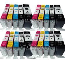 <b>Compatible pgi580</b> cli581 ink for Canon <b>PGI 580</b> PGBK CLI 581 BK ...