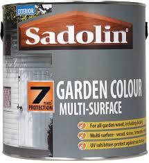 Sadolin Garden Colours