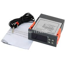 online get cheap heat cool thermostat wiring aliexpress com 110v Thermostat Wiring 110v led digital temperature controller thermostat probe wire heat cool alarm(china (mainland) 110v thermostat wiring diagram