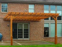 patio cover ledger attachment to brick