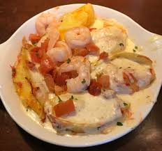 caption the giant stuffed s with shrimp was my favorite of the four giant italian classics meals source meredith cash insider