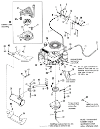 25 hp kohler engine parts diagram elegant simplicity 1613h 12 5hp hydro and 38 quot mower