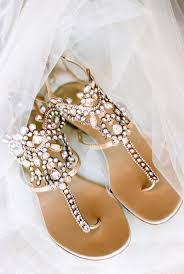 best 25 flat wedding sandals ideas on pinterest pretty sandals Wedding Flip Flops With Bling embellished gladiator sandals photography nancy aidee photography nancyaidee wedding flip flops with rhinestones