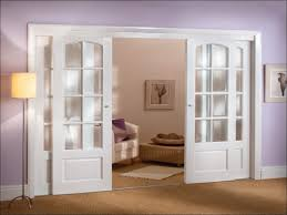 Interiors : Fabulous Bifold Door Hardware Lowes Glass Bifold Doors ...