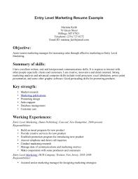 It Resume Entry Level Sample Beginner Resume Sample Resume For Entry Level Jobs Resume For