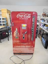 Vintage Coca Cola Vending Machines Classy Vintage Coca Cola Vending Machine Sporting Goods Antiques
