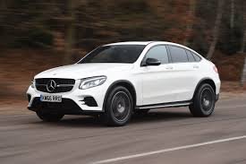 Agile and sleek, the glc coupe puts the stance in substance. Mercedes Glc Coupe Review Auto Express