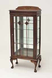 Chippendale China Cabinet Chippendale China Cabinet Handmade Mahogany Wood Curios