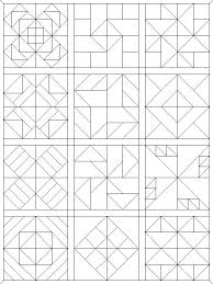 Quilt Pattern Coloring Pages Design Patterns Coloring Pages Make ... & quilt ... Adamdwight.com