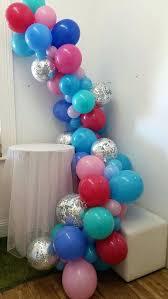 balloon decorations diy balloon centerpieces for tables diy