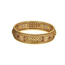 Joyalukkas Gold Bracelets Designs With Price Buy Joyalukkas 22k Gold Bangle At Amazon In