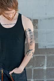 Black Blue Tattoo