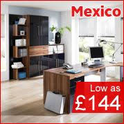 home office mexico. Stylish Modern Walnut Executive Office Desk, Pedestal And End Cupboard Set. Designer Home Furniture To Suit Your Space. Mexico M