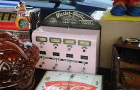 Vintage Perfume Vending Machine Awesome Flippersbe Rosmalen 48 Rock Around The Jukebox Collector Show