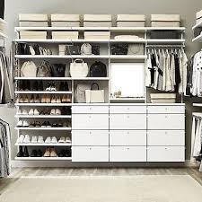 Container Store Closet System